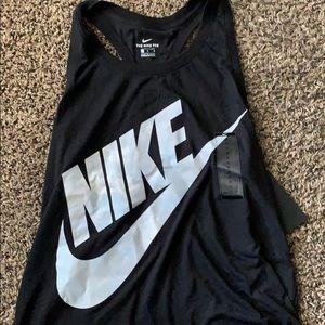 Black Nike Tank